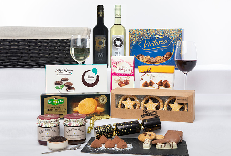 Christmas Hampers at Musgrave MarketPlace - The Causeway Hamper