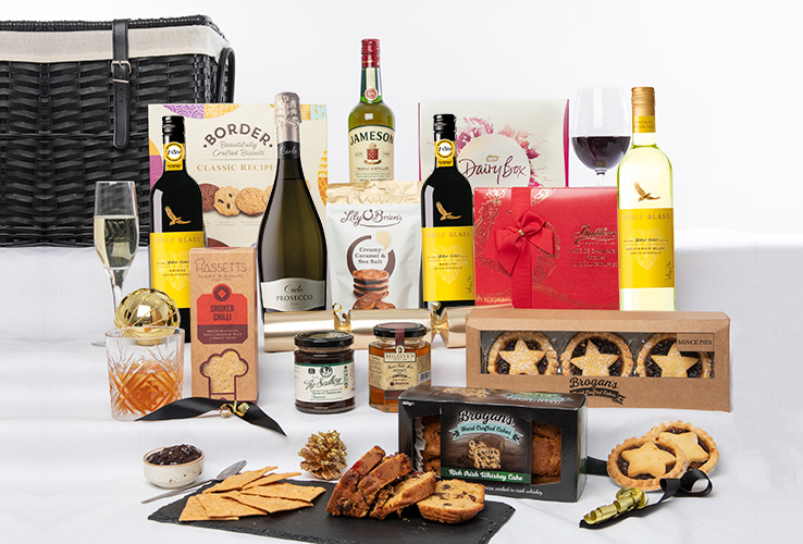 Christmas Hampers at Musgrave MarketPlace - The Titanic Hamper