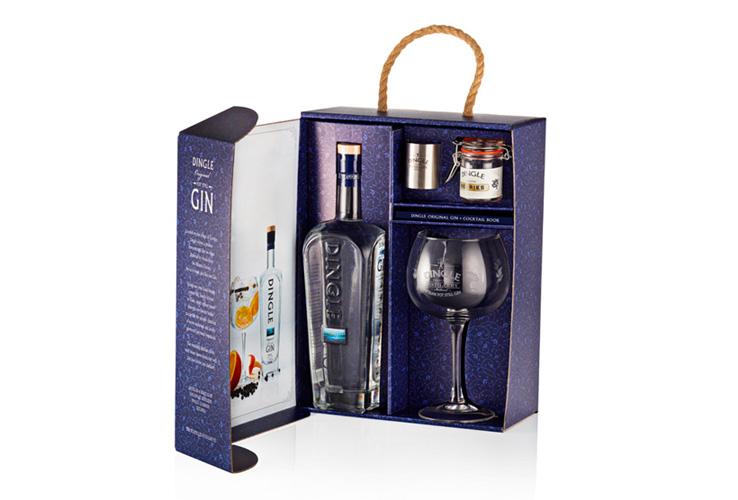 Dingle Gin Glass Pk 700ml 42.5% (Single Unit)