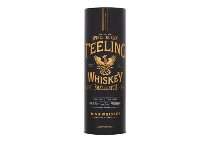 Teeling Small Batch Whiskey Glass Pack 700ml (Single Unit)