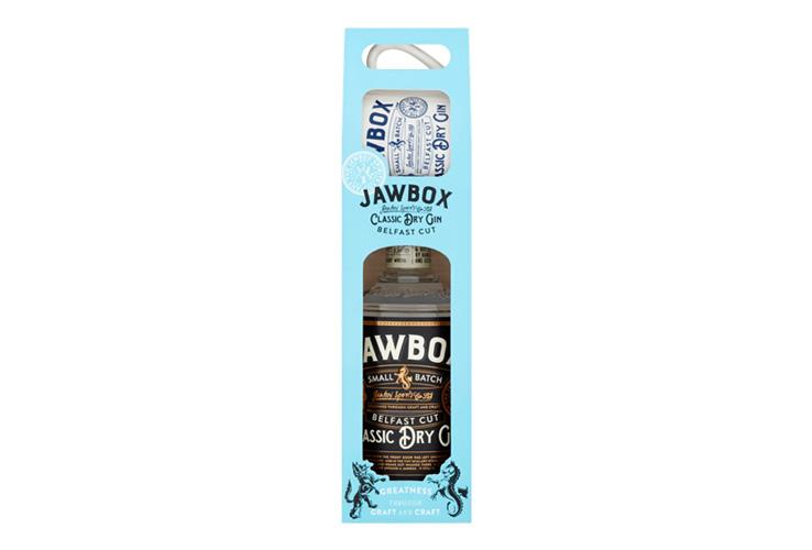 Jawbox Belfast Gin Gift Pack