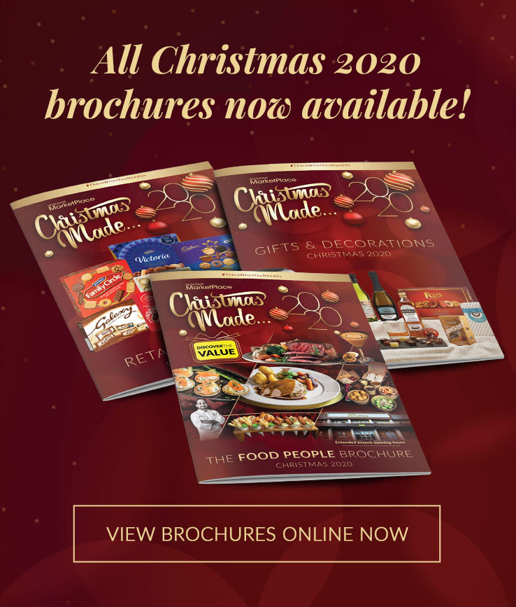 All Christmas 2020 brochures now available! - View Brochures Online Now