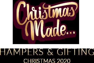 Christmas Made - Hampers & Gifting 2020