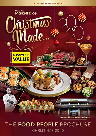 The Food People - Christmas 2020 Edition
