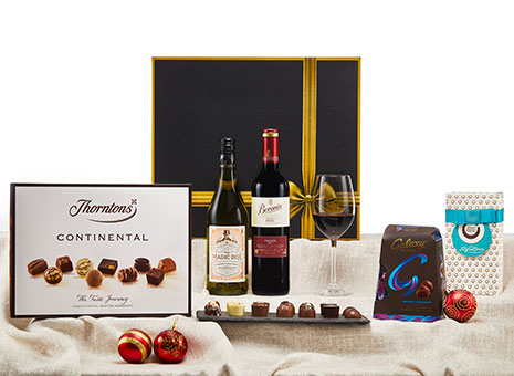 Christmas Hampers at Musgrave MarketPlace - The Lough Hamper